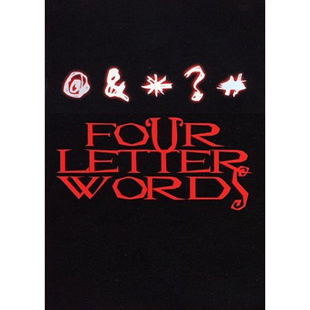 Four Letter O Words.Four Letter Words