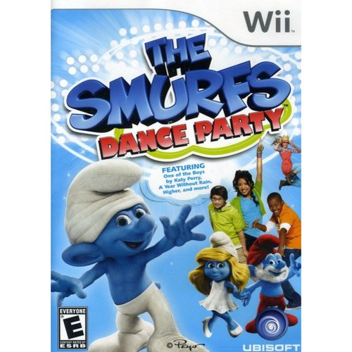Smurfs: Dance Party (Wii)