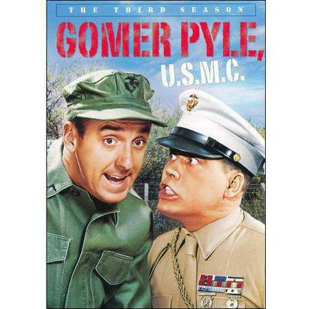 Gomer Pyle U S M C   The Third Season  Full Frame