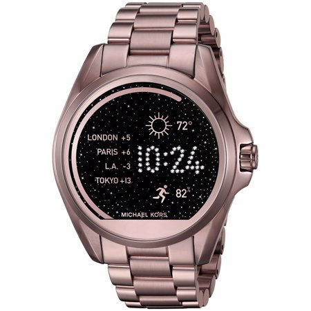 Women's Bradshaw Access Sable-Tone Stainless Steel Smartwatch