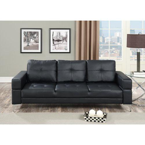 Ebern Designs Chau Movable Armrest Adjustable Sofa