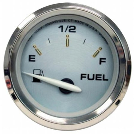 Faria Fuel Gauge (Faria Beede Instruments 19001 2 in. Kronos Fuel Level Gauge)