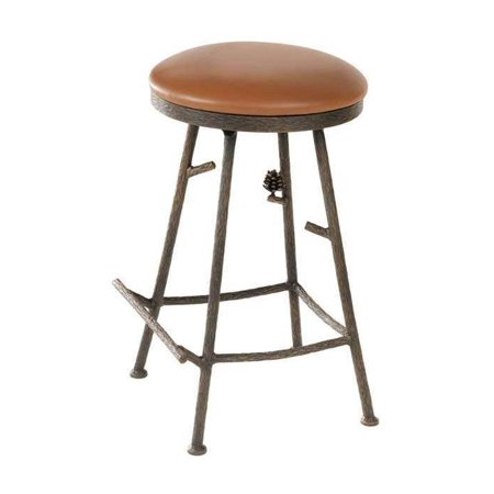 Admirable Backless Barstool 25 In Std Fabric In Black Andrewgaddart Wooden Chair Designs For Living Room Andrewgaddartcom