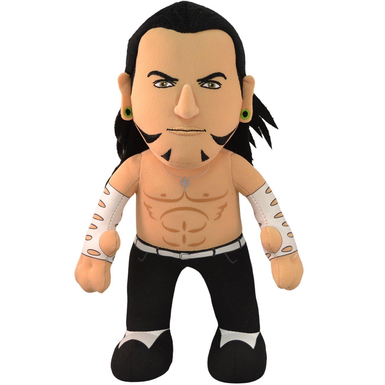 "WWE Old School The Rock 10"" Plush Figure"