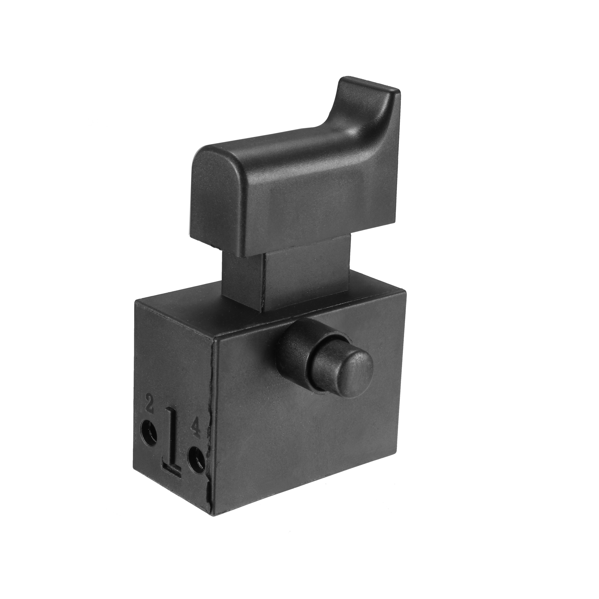 Electric Portable Drill Hammer Trigger Switch for 5A AC250V 6A Tool Power Speed Control FA2-6/2B - image 5 de 5