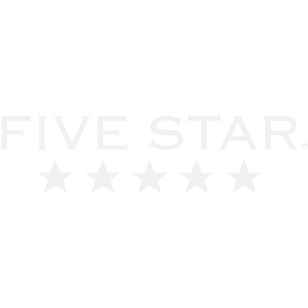 Five Star 2 Inch Vertical Flip Zipper Binder