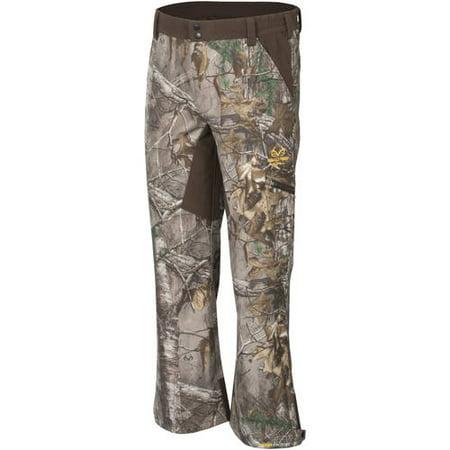 5fbf3a667195f Men's Softshell Pant - Realtree Xtra Bracken - Walmart.com
