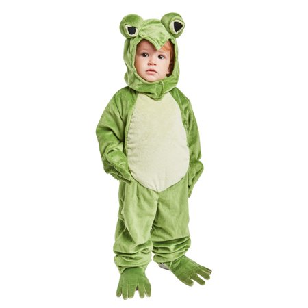 Toddler Frog Costume~Toddler Frog Costume