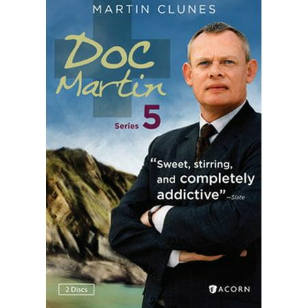 Doc Martin: Complete Season 5 (DVD)