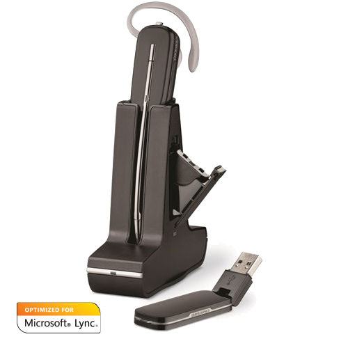 Plantronics Savi W445-M Mono Wireless Headset
