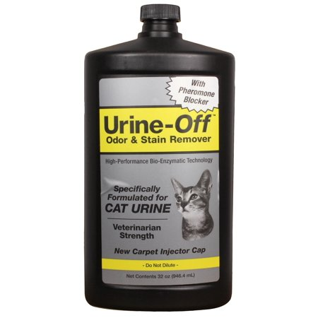 Urine Off Odor & Stain Remover with Pheromone Blocker (32 oz)