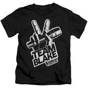 The Voice Blake Logo Little Boys Shirt