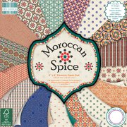 "First Edition Premium Paper Pad, 8"" x 8"", 48pk, Moroccan Spice"