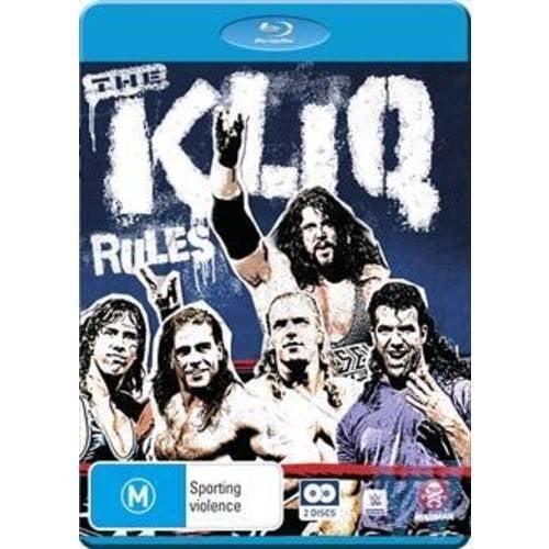 WWE: Kliq Rules (Blu-ray) by