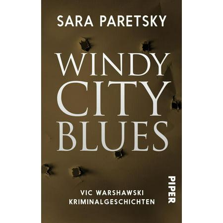 Windy City Blues - eBook