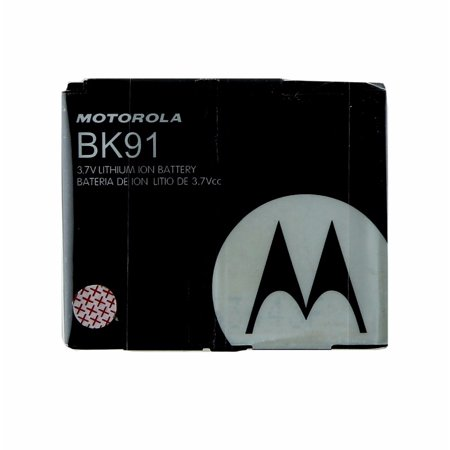 Motorola BK91 Extra Capacity Extended 1540mAh Battery for MOTO VU204 Z6c V750 (Refurbished)