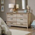 Altra Furniture Farmington 6 Drawer Dresser In Century
