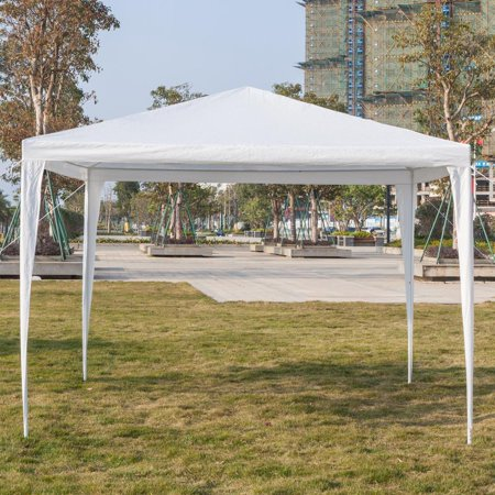 UBesGoo 10' x 10' Canopy Waterproof Party Tent Practical Outdoor Tent for Parties