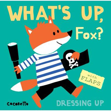 What's Up Fox? : Dressing Up - Childrens Dressing Up