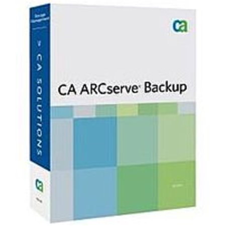 Computer Associates BABWBR1150S12C4 ARCserve Backup Agent for Microsoft Exchange for Windows