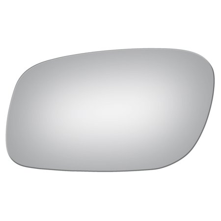 Burco 2838 Driver Side Power Replacement Mirror Glass for 98-11 Lincoln Town