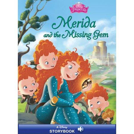 Merida and the Missing Gem - eBook (Merida Big Nine 100 Price In India)