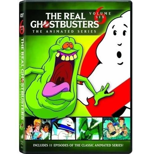 The Real Ghostbusters: The Animated Series, Volume 6