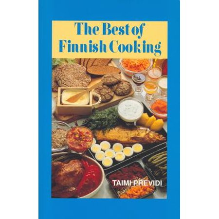 The Best of Finnish Cooking: A Hippocrene Original (Finland Best Country In The World 2019)