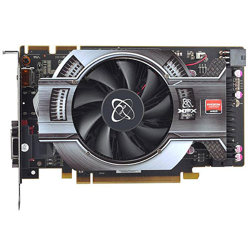 XFX Radeon HD6770 1GB DDR5 PCI-E Graphics Card
