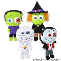 Deals on Bigbolo 15-in Halloween Character Asst Plush