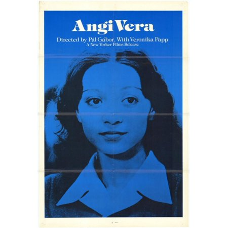 Angi Vera Movie Poster Print  27 X 40