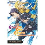 Sword Art Online: Sword Art Online 13 (Light Novel): Alicization Dividing (Paperback)