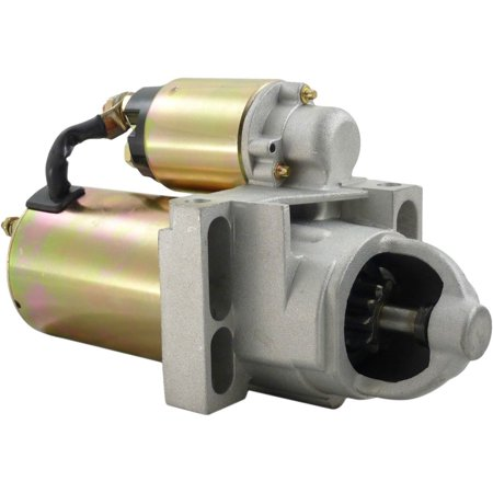 Starter Boat (New Starter Chevy Staggered Bolt 3HP 3 HP Mini Starter SBC BBC 9000786 6449)