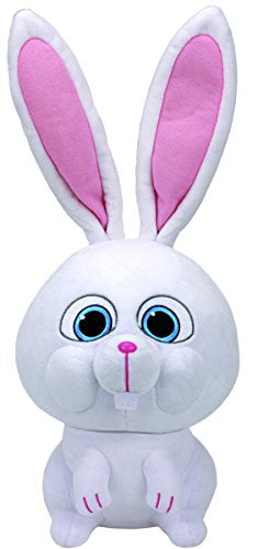 Buy Ty Beanie Babies Secret Life of Pets Snowball The Bunny Regular Plush  only  9.79 ba457efd561e