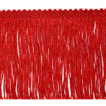 "Expo Int'l 4"" Metallic Chainette Fringe Trim by the yard"
