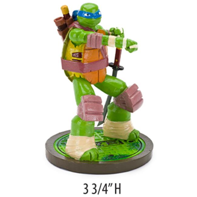 Penn Plax TMNT2 Leonardo Resin Ornament