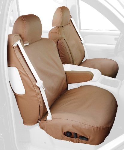 SS2257PCTN Covercraft Seat Cover Seat Style I - Bucket With Molded/
