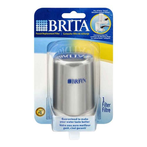 Brita On Tap Chrome Faucet Water Filter - 1 Each