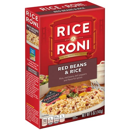 Rice-a-Roni Red Beans & Rice Mix, 5 oz