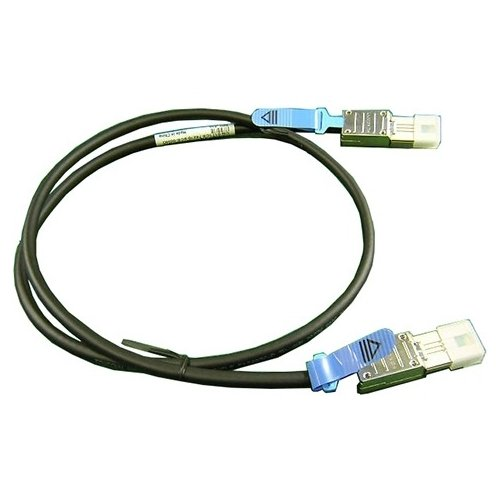 Dell Mini-sas Data Transfer Cable - Mini-sas For Storage Device, Storage Array, Server - 768 Mb/s - 3.28 Ft - 1 X Sff-8088 Mini-sas - 1 X Sff-8088 Mini-sas (469-2130)