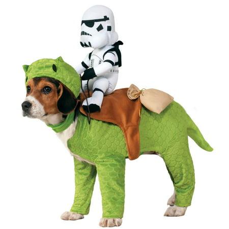 Dewback Pet Rider Costume -