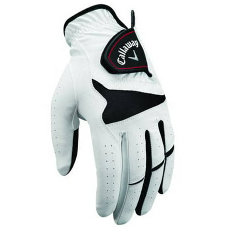 Callaway XXT Xtreme Golf Glove, Medium, 2-Pack