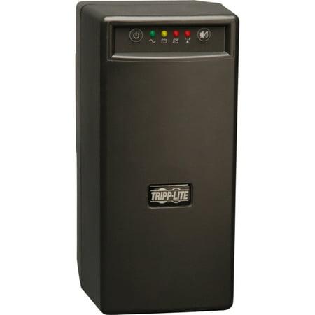 Lite Purse - Tripp Lite UPS 600VA 375W Battery Back Up Pure Sine Wave PFC Tower 120V USB - 600 VA/375 W - 120 V AC - 3.30 Minute - Tower - 3.30 Minute - 3 x NEMA 5-15R, 3 x NEMA 5-15R