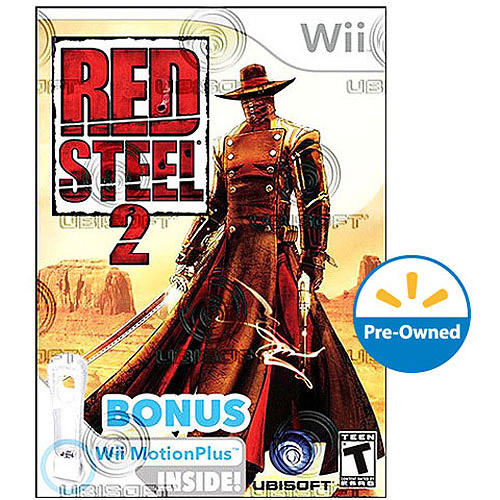 Red Steel 2 With Motion Plus (Wii) - Pre-Owned