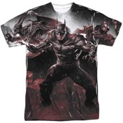 Infinite Crisis - Ic Batman (Front/Back Print) - Short Sleeve Shirt - X-Large