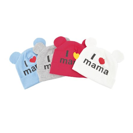 Kacakid Newborn Baby Boys Girls Cute Ear Cotton