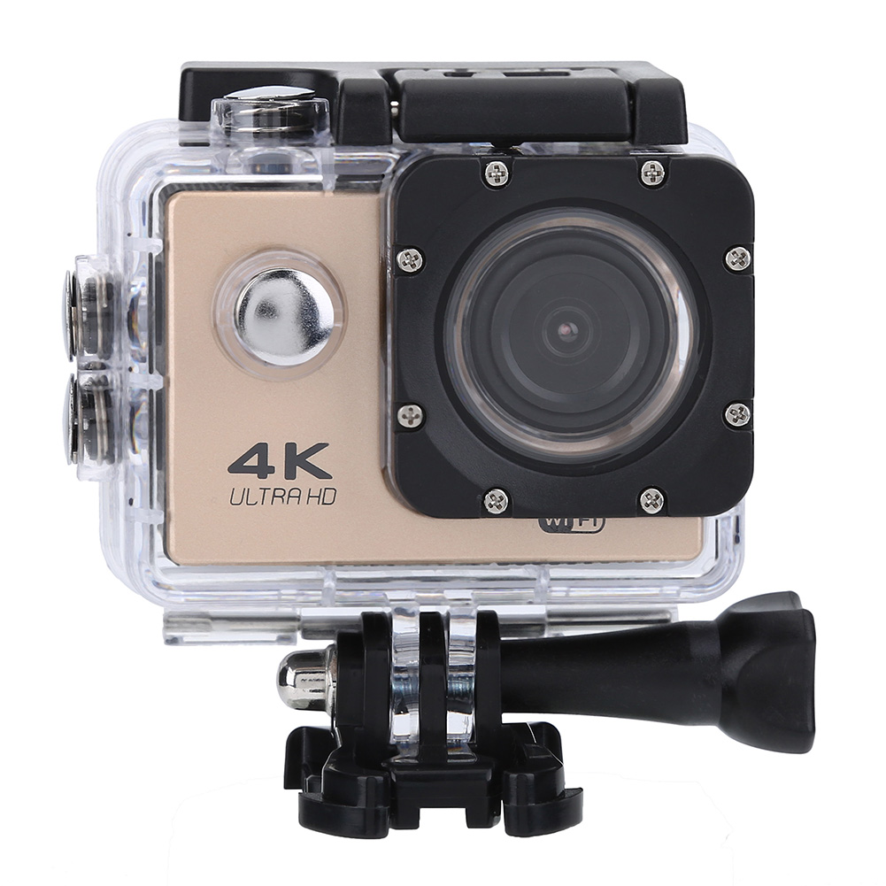 Lv. life 4K Outdoor Wifi Waterproof Ultra HD High Definition Sports Action Camera DV with Controller, Waterproof Camcorder, Sports Camcorder