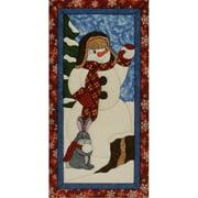 Snow Pals Quilt Magic Kit
