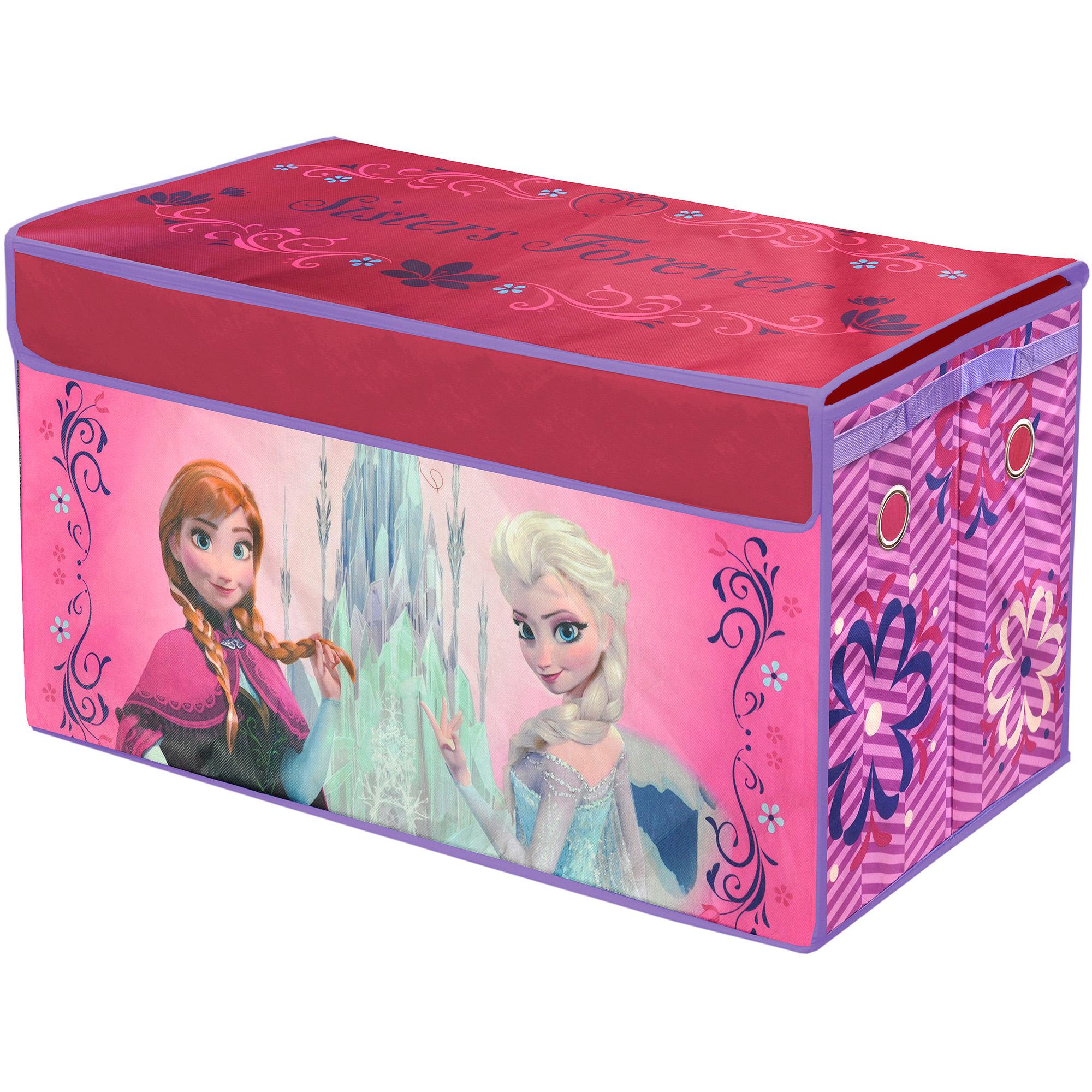 Frozen Oversized Soft Collapsible Storage Toy Box