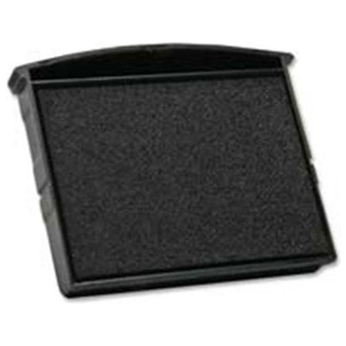 Consolidated Stamp 061940 Replacement Ink Pad For 2000 Plus Daters & Numberers, Black